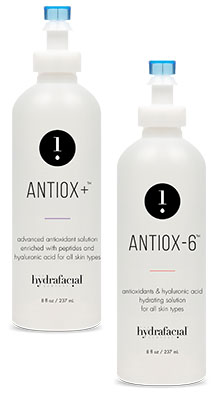 serums antioxydants hydrafacial